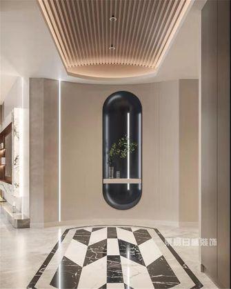 140平米三室两厅其他风格玄关图片