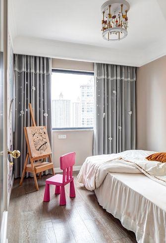 140平米三室两厅美式风格儿童房图片大全