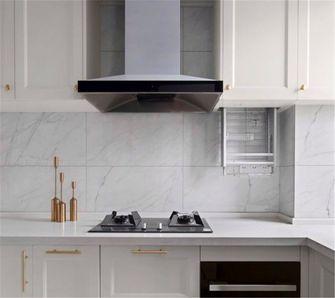 140平米四室一厅美式风格厨房图