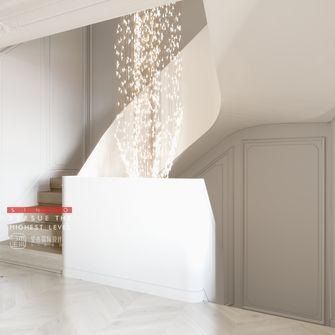 140平米别墅现代简约风格走廊欣赏图