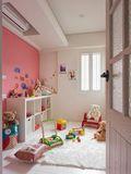 120平米三室两厅地中海风格儿童房效果图