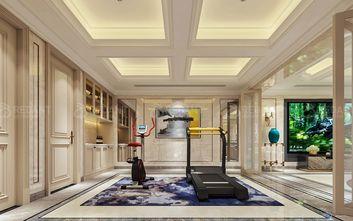 140平米别墅其他风格健身室图片