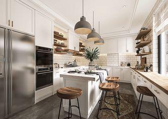 140平米别墅北欧风格厨房效果图