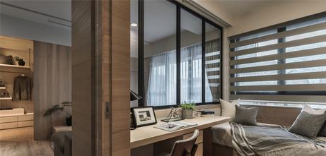 80平米三室两厅东南亚风格卫生间装修案例