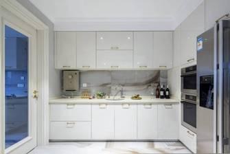 140平米欧式风格厨房设计图