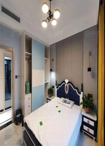 140平米复式美式风格儿童房图片大全