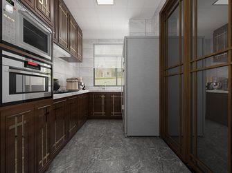 110平米三新古典风格厨房装修图片大全