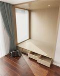 100平米美式风格储藏室图片