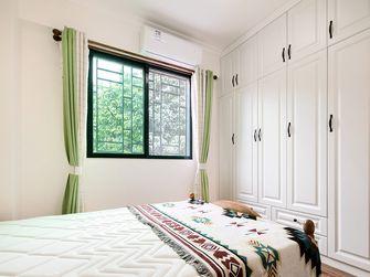 110平米四室一厅田园风格卧室装修效果图