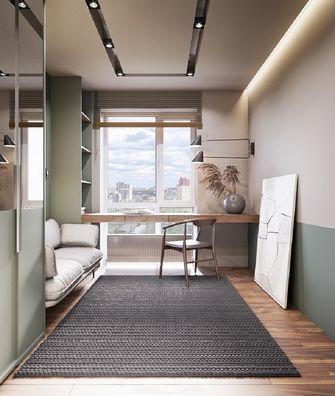 90平米一居室混搭风格客厅图片大全