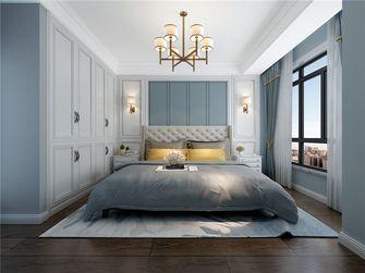 130平米四美式风格卧室装修案例