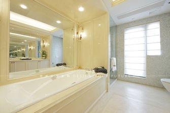 豪华型140平米别墅美式风格卫生间装修图片大全