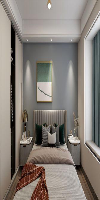 140平米三室三厅北欧风格客厅设计图