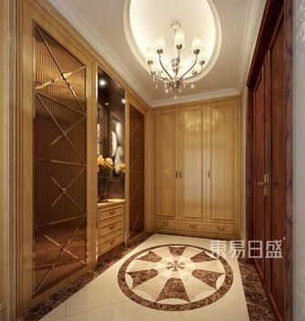140平米别墅欧式风格玄关装修案例