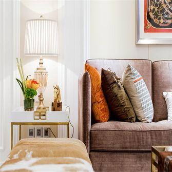 140平米三室一厅新古典风格客厅欣赏图