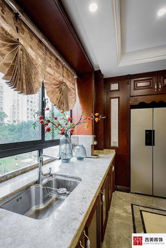 120平米三室两厅欧式风格厨房装修案例