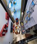 30平米超小户型混搭风格客厅图片