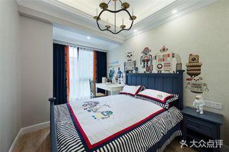 140平米复式法式风格卧室欣赏图