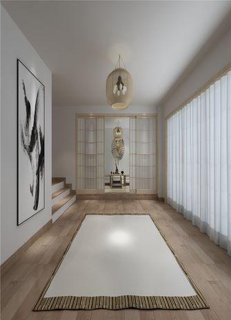 140平米复式日式风格玄关图片