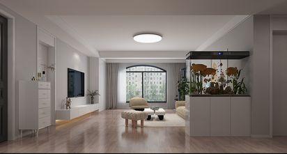 140平米四室四厅美式风格客厅装修图片大全