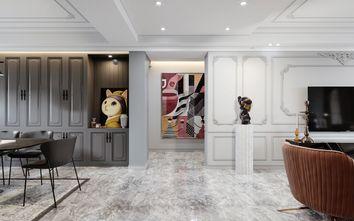经济型80平米三室一厅欧式风格走廊装修案例