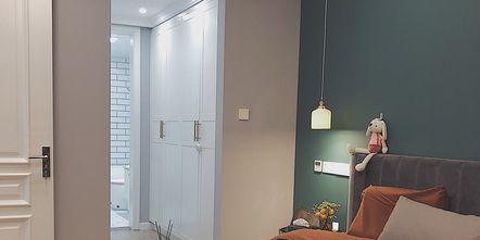 110平米三室两厅北欧风格阳光房效果图