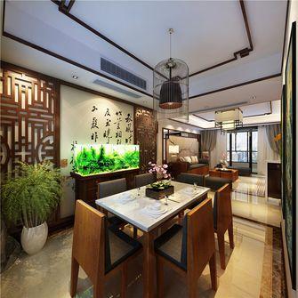 15-20万140平米四中式风格餐厅图片大全
