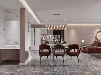 140平米三室一厅其他风格餐厅装修效果图