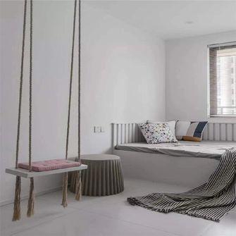 100平米三室一厅田园风格书房图片