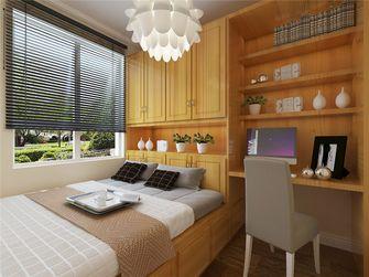 10-15万100平米一室一厅田园风格卧室装修案例