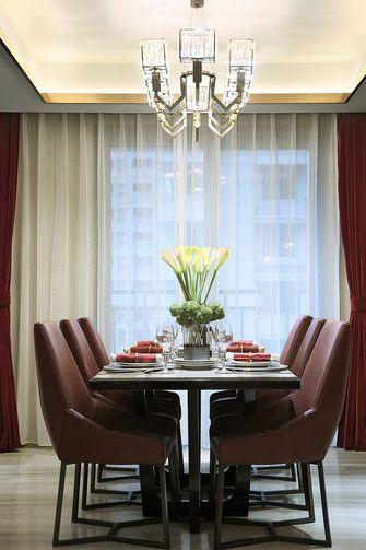 140平米三室两厅其他风格餐厅图