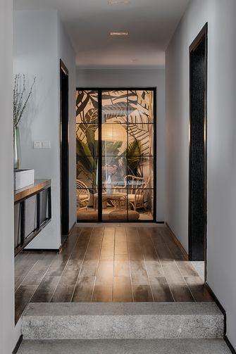 20万以上140平米四室三厅现代简约风格走廊图