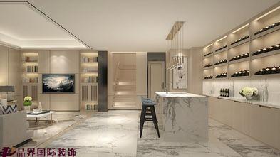 140平米别墅现代简约风格储藏室装修图片大全