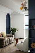 100平米地中海风格阳光房装修图片大全