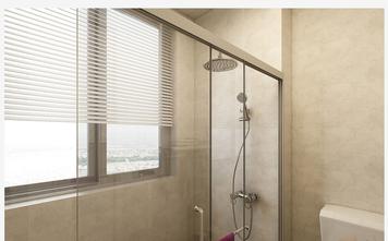 120平米三现代简约风格卫生间图片