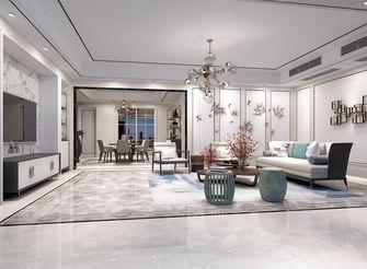 140平米复式中式风格客厅图