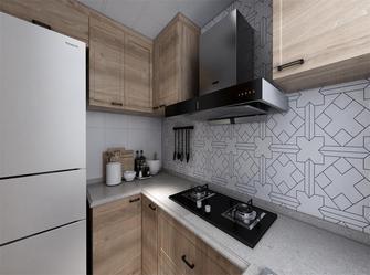 50平米一室一厅日式风格厨房装修案例