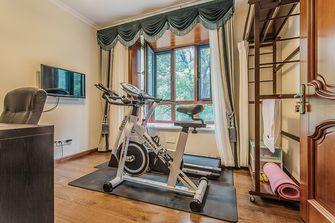 140平米三室两厅美式风格健身室图片大全