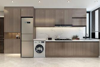 90平米公寓中式风格厨房图片大全