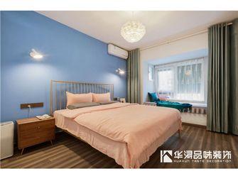 110平米三室两厅宜家风格卧室装修效果图