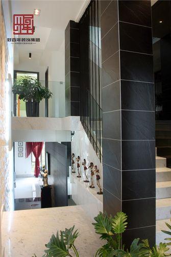 富裕型140平米别墅其他风格楼梯装修图片大全