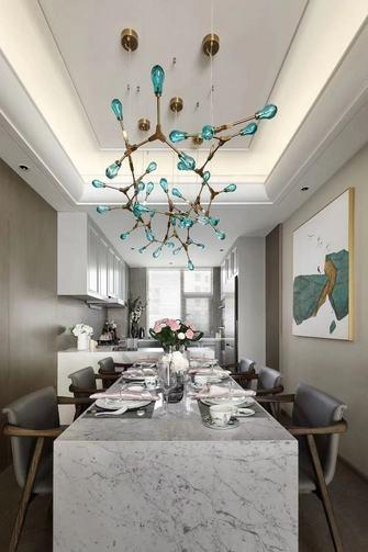 140平米四室两厅中式风格餐厅图片大全