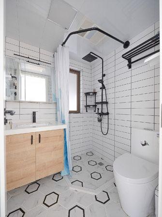 100平米三室两厅北欧风格卫生间图片