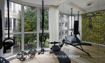 120平米三美式风格健身室欣赏图