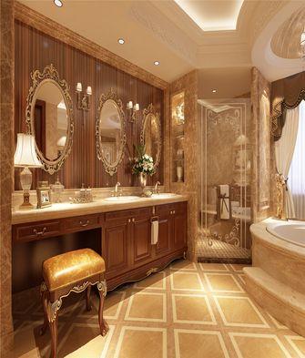 130平米三室两厅日式风格梳妆台图