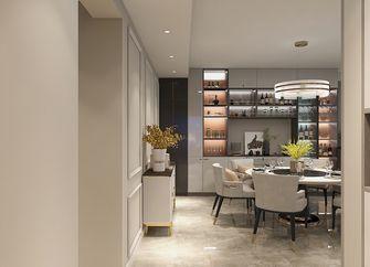 140平米四室两厅混搭风格餐厅设计图