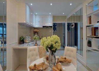 60平米一居室欧式风格客厅图片