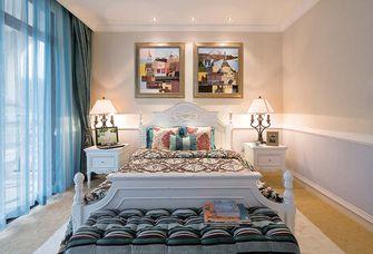 140平米三地中海风格卧室装修效果图
