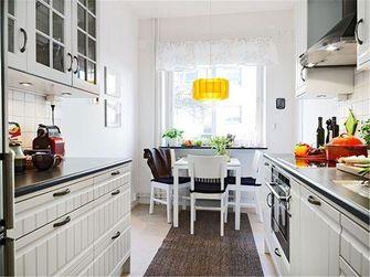 50平米宜家风格厨房图片
