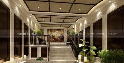 20万以上140平米别墅混搭风格楼梯欣赏图